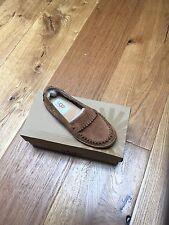 Boys Designer Ugg Loafers Size 13 Bnib perfect for wedding/ pageboy