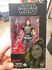 Star Wars The Black Series Cara Dune 6 inch UNOPENED, NEAR MINT