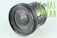 Minolta AF 20mm F/2.8 Lens for Minolta AF #29221 H31