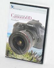 Kaiser Fototechnik Blue Crane Digital Video-Tutorial DVD #6450 für Canon EOS 60D
