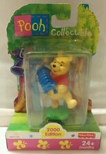 NEW FISHER PRICE Pooh WINNIE THE POOH Collectible Figure 2000 Edition -66611-62