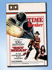 Get Mean TIME BREAKER Tony Anthony DYNAMIC FILM & VIDEO Italo-Western TRASH VHS