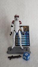 Star Wars Republic Scout Speeder ARF TROOPER action figure The Clone Wars TCW