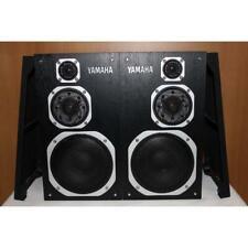 YAMAHA NS-1000MM Main Speaker Pair Black Tested Working150W×275H×180Dmm