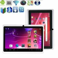 "7"" Quad Core Android 4.4 512MB+8GB WIFI+3G Phablet Dual  Cámara Tablet PC"