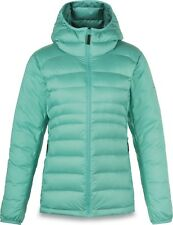 Dakine DEVILLE Womens Snowboard Ski Jacket Medium Lagoon NEW 2019 Sample