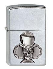 Zippo Lighter ● Cross Skull ● Kreuz Totenkopf ● 2002842 ●  Neu New OVP ● B127