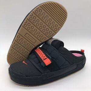 Nike Offline Mule Anthracite Orange (CJ0693 003) Men Multi Size NEW FREE SHIP