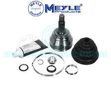 Meyle FRONT CV JOINT KIT / Drive shaft Joint Kit & Boot / Grease No 100 498 0012