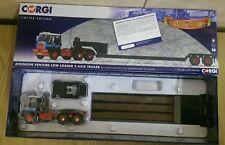 Corgi CC12516 Atkinson Venture Low Loader 2 axle trailer Ltd Ed No. 750 of 750
