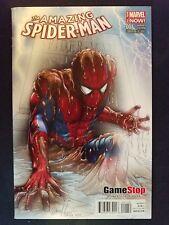Marvel Amazing Spider-Man, Vol. 3 # 1 (1st Print) Greg Horn GameStop Fade Var.
