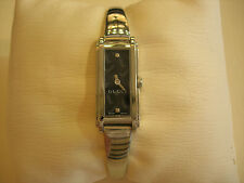Gucci BOOTS Diamond Stainless Steel Watch YA109505 LQQK Cool