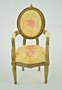 Raine - Take a Seat - Louis XVI #24003 - Miniature Chair Figurine (Vintage 1999)