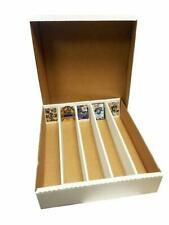 5000 Ct Count Super Monster Sports Gaming Trading Card Storage Box Brand New BCW