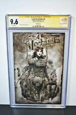 Lady Mechanika #4 2015 CGC Graded 9.6 Signature Series Joe Benitez ~ Cover C