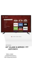 tcl 40s3800 40 inch 1080p smart led roku tv 2016
