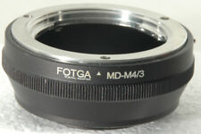 FOTGA MD-M4/3 Mount Adapter to use Minolta MD lenses on Micro 4/3 mount digital