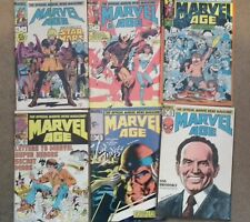 Marvel Comics Marvel Age Marvel Universe bulk lot 1980s Star Wars