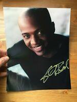 Buffy Angel hand signed autograph 8x10 photo J August Richards