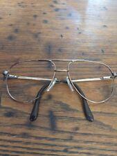 Vintage Nikon Eyeglasses Frames Nikonflex Nk 4528 60-16-145 Made In Japan
