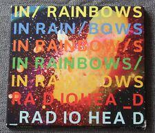 Radiohead, in rainbows, CD