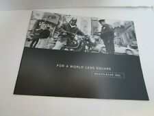 Hasselblad Xpan Camera Manual For a World Less Square Booklet NOS