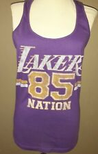 NBA Los Angeles Lakers Hardwood Classics Tank Top Sz M