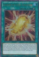 LED2-EN009- x1 NM COCOON OF ULTRA EVOLUTION -ULTRA-YUGIOH-AA/INSECT/QUEEN/WORM