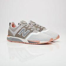 New Balance x Mita MRL247MT Grey/Orange Men Size US 9.5 NEW 100% Authentic