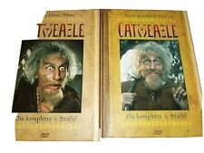 Catweazle Staffel 1+2 (6 DVDs) Komplett, Klassiker Neuwertig