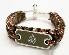 The Royal Green Jackets Paracord rope Bracelet