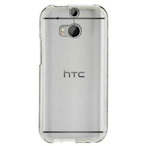 Case Mate Naked Tough For HTC One M8 Clear Studio Collection Cover SUPM42061