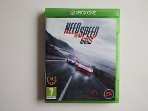 Need for Speed: Rivals on Xbox One in MINT Condition