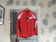 Ladies Womens Altura Night Vision long sleeved cycling jacket jersey size 12