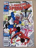 Amazing Spider-Man #340 Marvel Comics 1963 Series Newsstand 9.2 Near Mint-