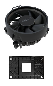 AMD Wraith Stealth Socket AM4 4-Pin PWM CPU Cooler With TRONWIRE AM4 Bracket