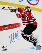 Martin Brodeur Signed 552 Victories Collage Celebration 8x10 Vertical Photo