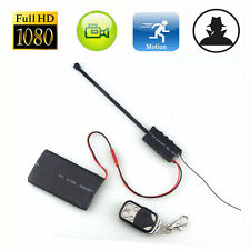 HD 1080P 12MP DIY Module Spy Hidden Camera Mini Camcorder DVR Cam+Remote Control