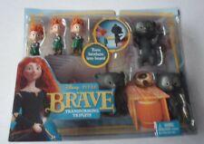 Disney - Pixar -  Brave Transforming Triplets