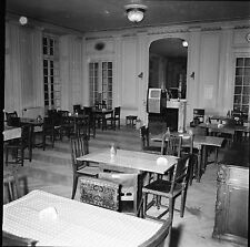 RIS ORANGIS c.1955 - Fondation Dranem Salle à Manger - Négatif 6 x 6 - N6 IDF24