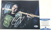 TNA Impact Wrestling Eddie Edwards Autographed 8X10 Photo Signed Beckett BAS COA