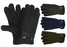 Outdoor Sports Winter Fleece Thermal Insulation Thick Warm Delux Gloves