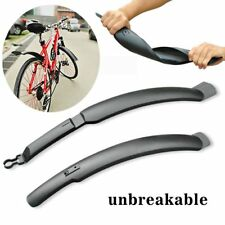 Mountain Bike Bicycle Front/ Rear Mud Guard 26'' Tyre Tire Fender Mudguards Kit