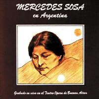 MERCEDES SOSA - EN ARGENTINA: VIVO EN EL TEATRO OPERA (2 LP) NEW VINYL RECORD