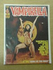 VAMPIRELLA #97 VF WARREN HORROR MAGAZINE