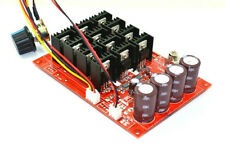 DC 10-50v 12V 24V 48V Max 3000W 60A DC Motor Speed Control PWM HHO RC Controller