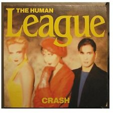 "HUMAN LEAGUE ""CRASH"" - LP - FOC"