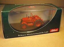 Schuco D n° 02782 tracteur Hanomag R40 1/43 neuf en boite