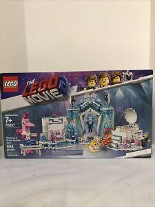 NEW The LEGO Movie 2: Shimmer & Shine Sparkle Spa Set! 70837