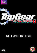 Top Gear - The Challenges Vol.6 - With Augmented Reality (DVD, 2012, 2-Disc Set)